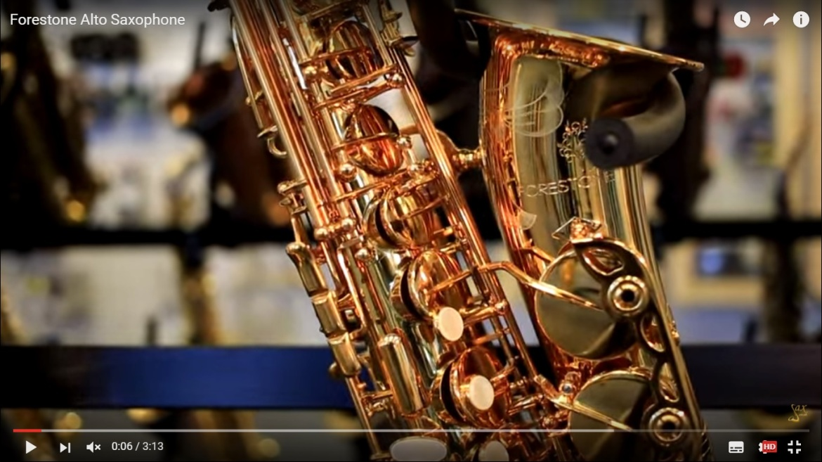Forestone Alto Saxophone Review